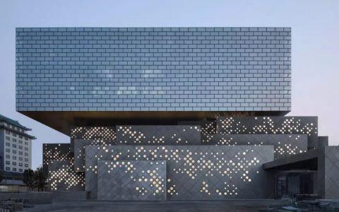 北京嘉德艺术中心/奥雷·舍人事务所
