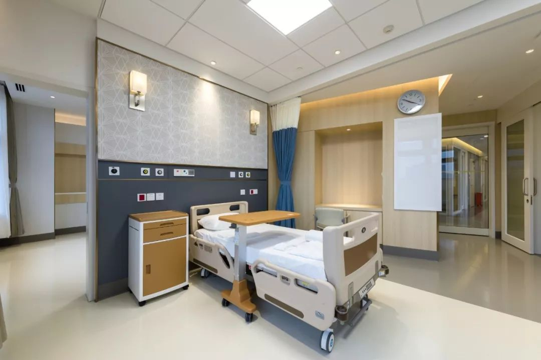 上海嘉会国际医院建筑设计/NBBJ