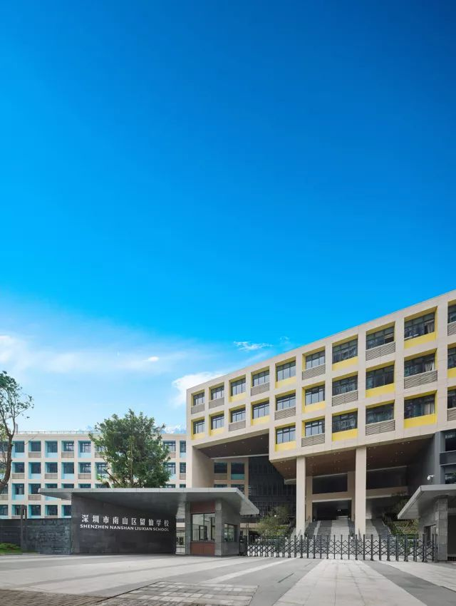 深圳南山留仙学校室内设计/GND设计集团