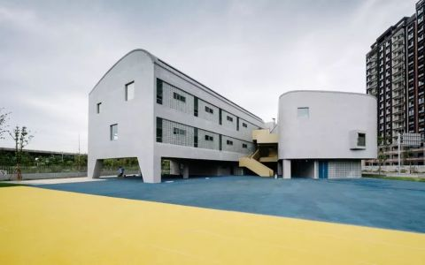 上海万科实验幼儿园建筑letou国际米兰下载/刘宇扬建筑事务所