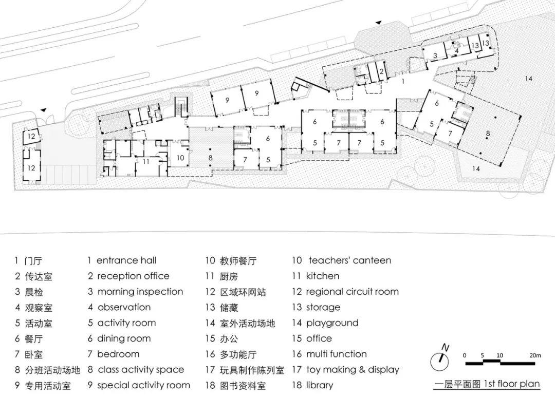 上海万科实验幼儿园建筑设计/刘宇扬建筑事务所