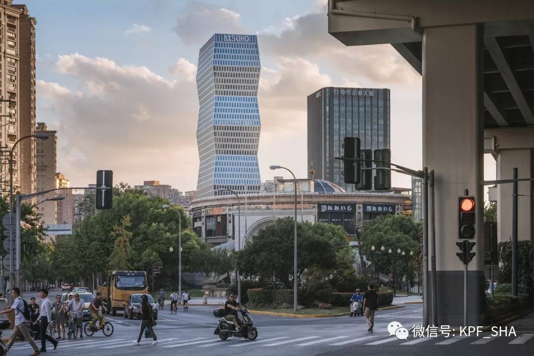 上海虹桥中心古北SOHO/KPF