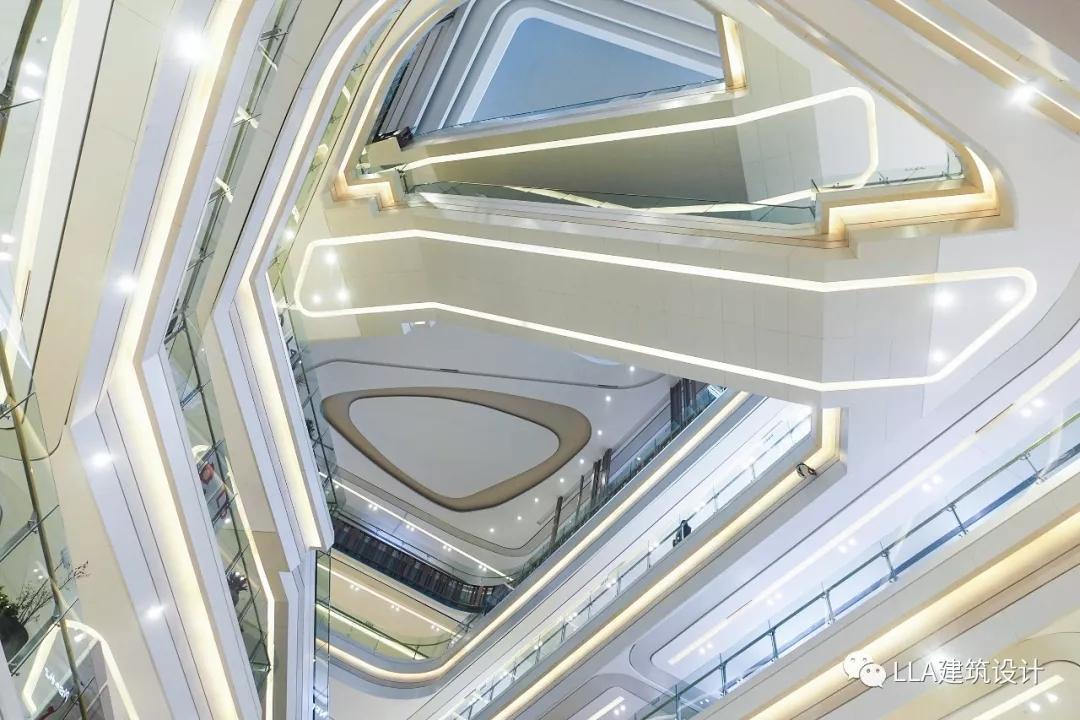 北京凯德MALL•天宫院建筑设计/LLA