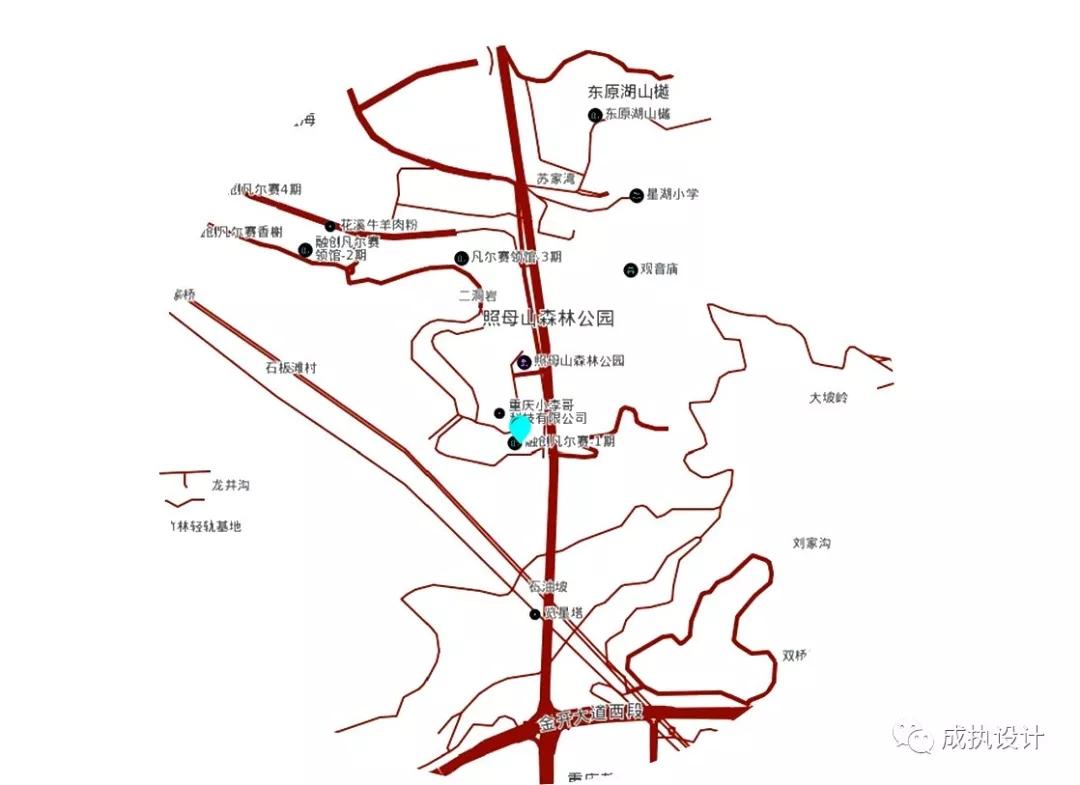 重庆龙湖舜山府建筑设计/成执建筑