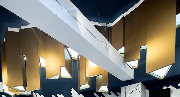 上海UA电影院室内设计 / oft室内设计