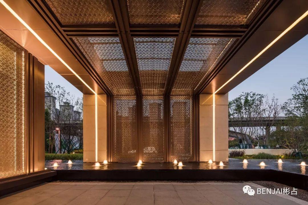 西安中南青樾示范区建筑设计/BENJAI彬占