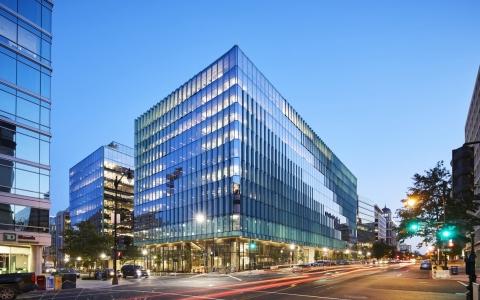 美国华盛顿Midtown Center城市综合体建筑letou国际米兰下载/SHoP Architects