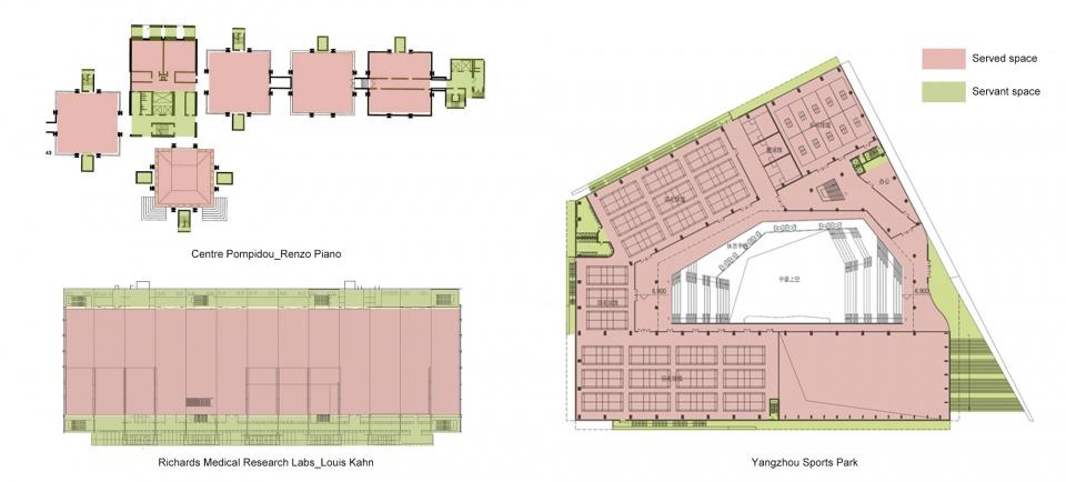 扬州南部新城体育园建筑设计/柏涛设计