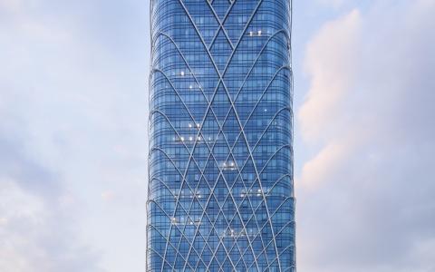 浙江桐乡振石集团总部大楼室内letou国际米兰下载/B+H Architects