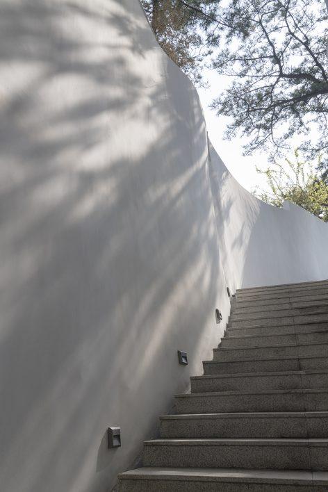 青岛朴宿栖澜海居改造建筑设计/静谧空间设计