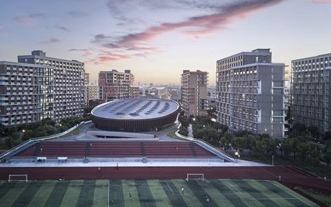 上海科技大学体育馆建筑letou国际米兰下载/同济大学letou国际米兰下载院