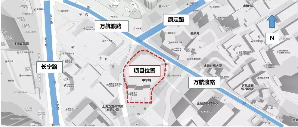 上海静安绿地柒彩里建筑外立面设计/PlAP