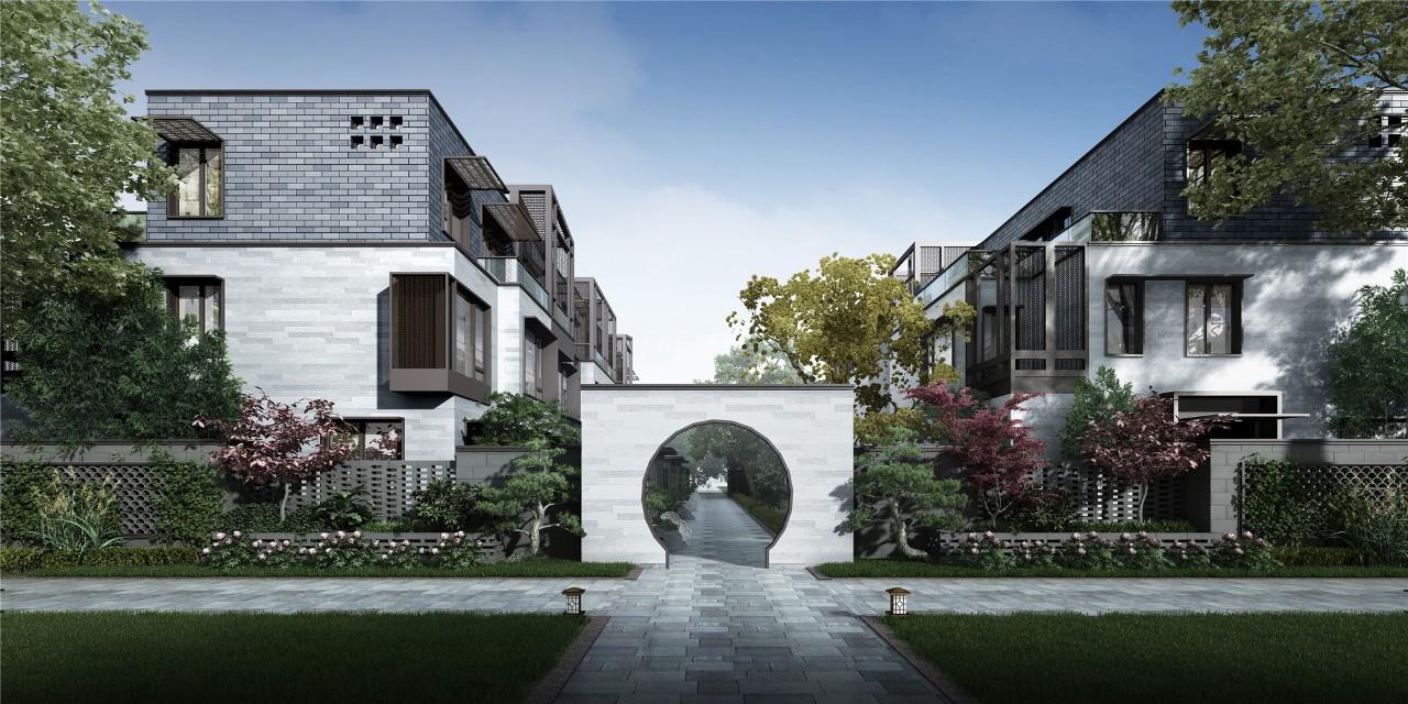 杭州和昌云栖玖著建筑设计/森拓设计