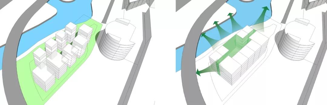 浙江大学宁波理工学院综合大楼建筑设计/浙江大学建筑设计研究院