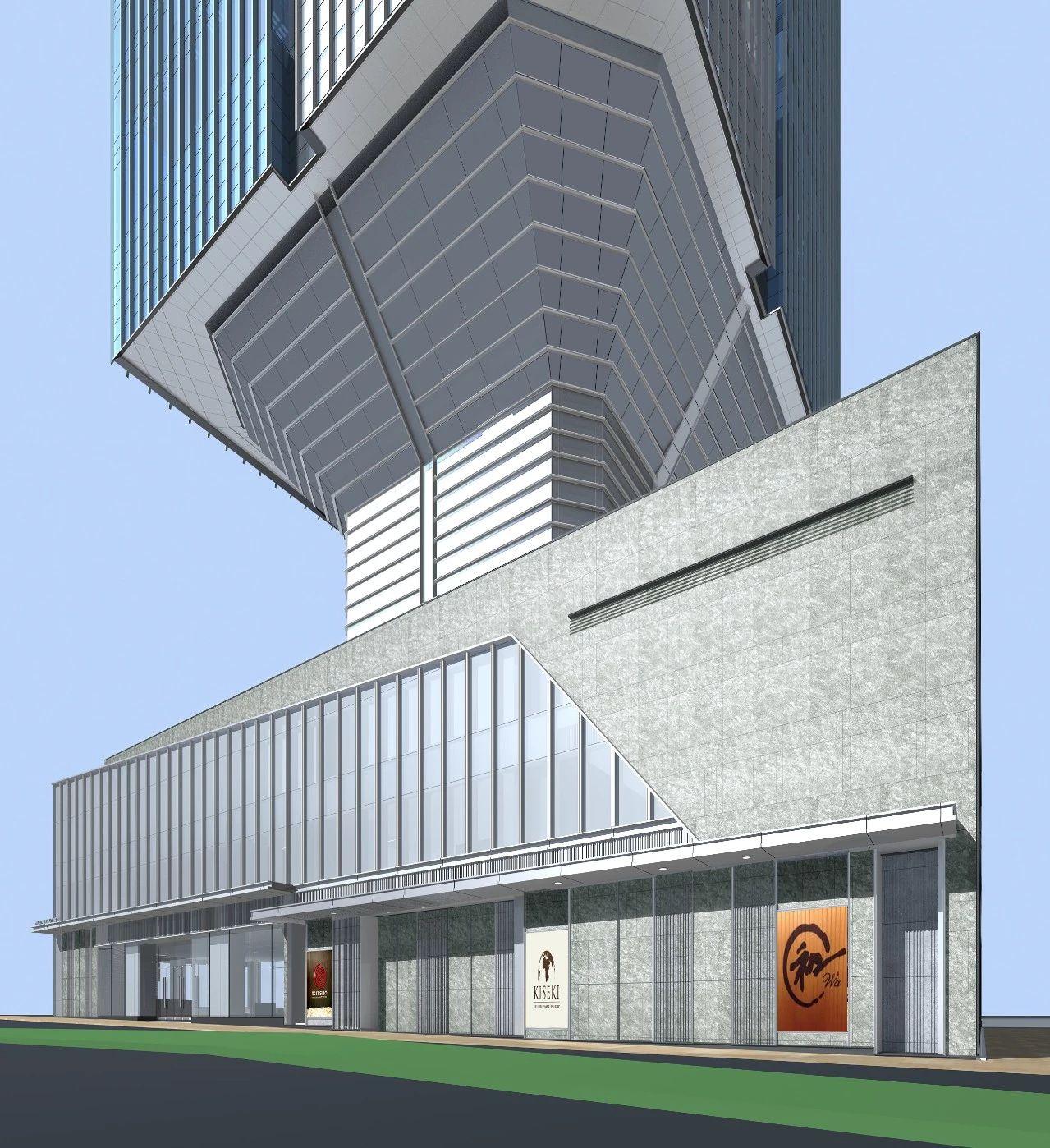 香港一号轩尼诗建筑设计/刘伍所