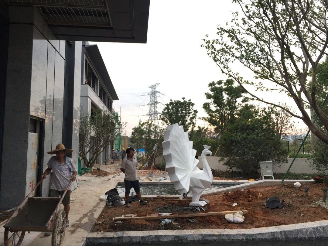 惠州融创玖樟台景观设计/景森设计JSD