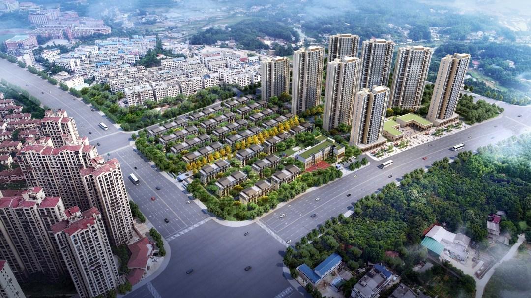 湖南长沙卓越青竹湖营销中心建筑设计/柏涛设计