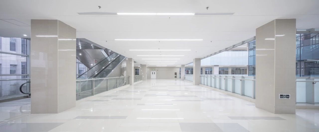 深圳宝安妇幼保健院  建筑设计  /  华阳国际