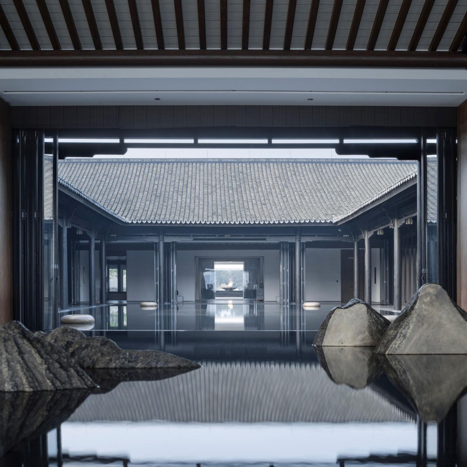 浙江安吉悦榕庄度假酒店建筑设计/gad