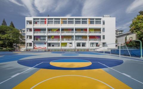 杭州濮家小学濮家校区整体改造/杭州橡地建筑+杭州形而下景观建筑