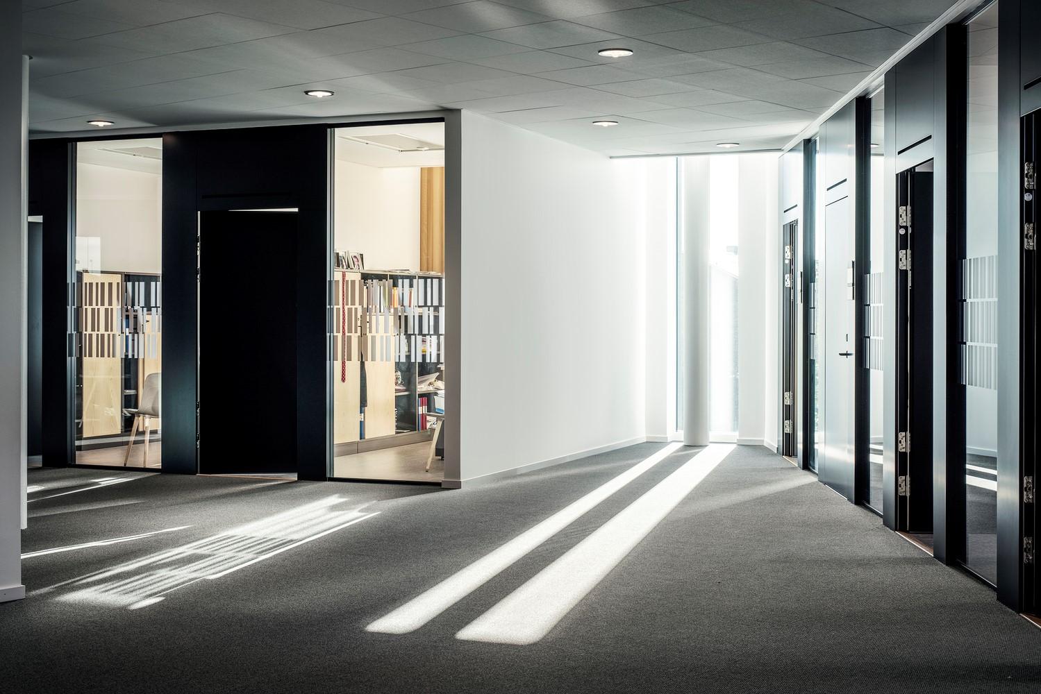 英国伦敦区域法院大楼建筑设计/FOJAB arkitekter
