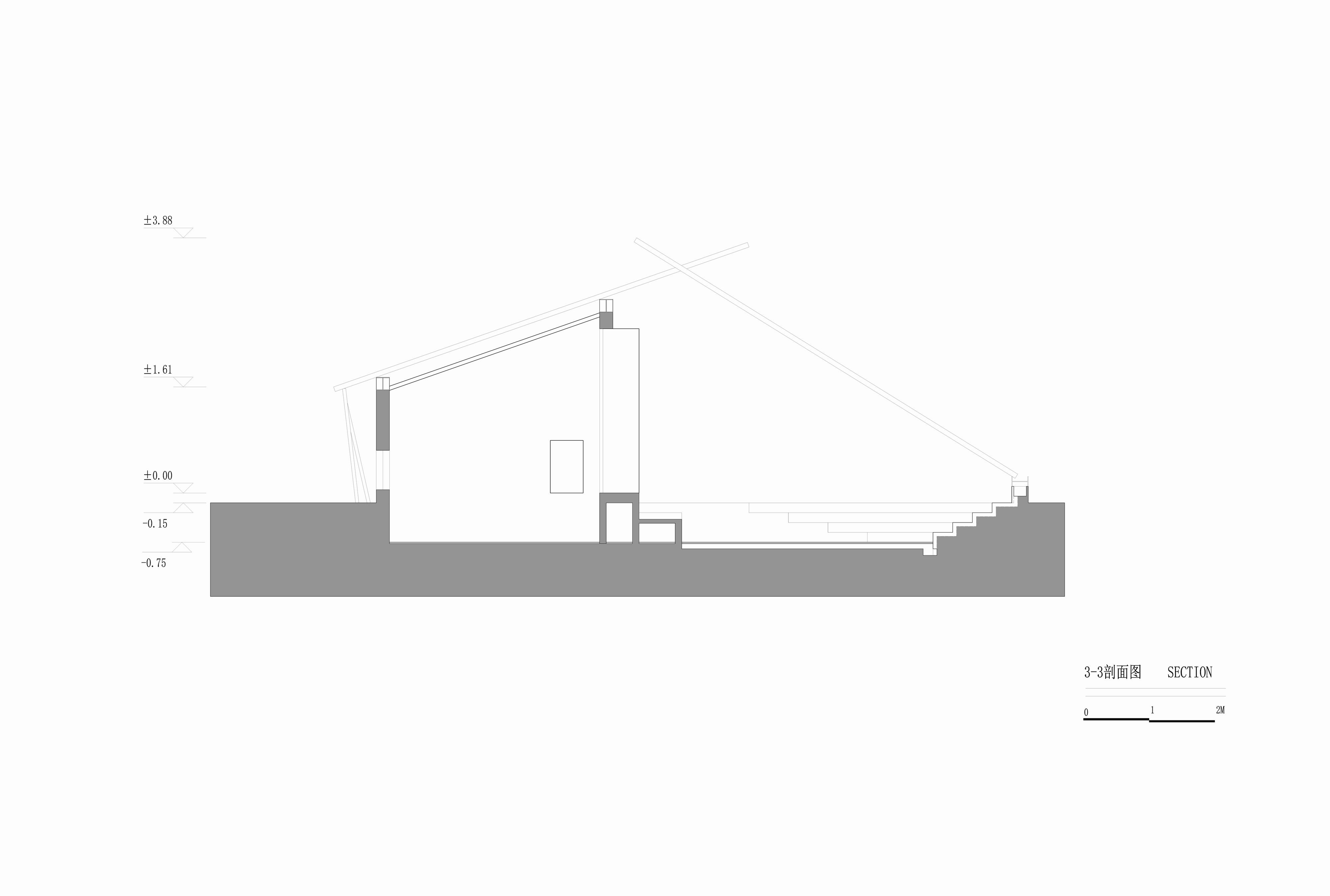 上海时光的圆民宿酒店改造建筑设计/元秀万建筑事务所(ams)