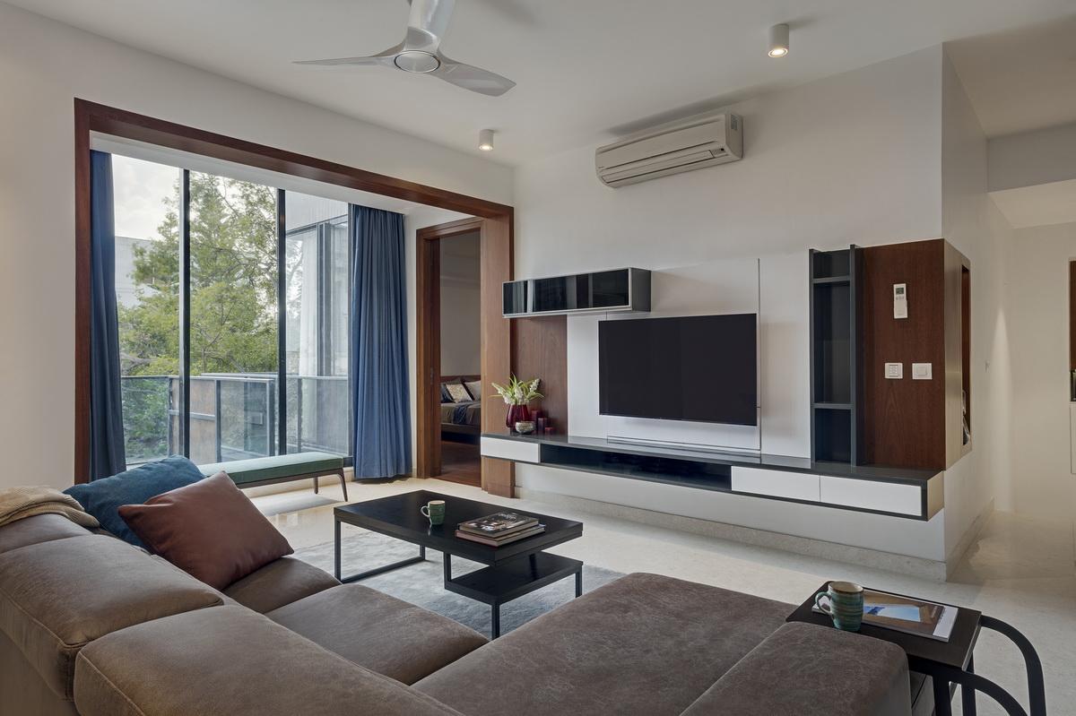 印度班加罗尔RL住宅建筑设计/SDeG