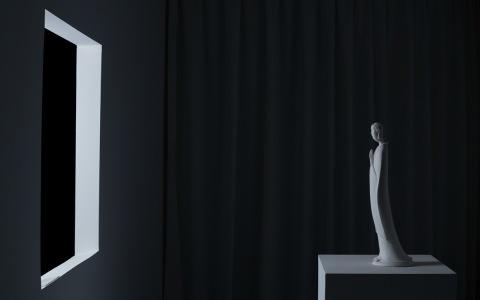 江苏苏州蒋家班佛像展览空间室内letou国际米兰下载/间筑letou国际米兰下载