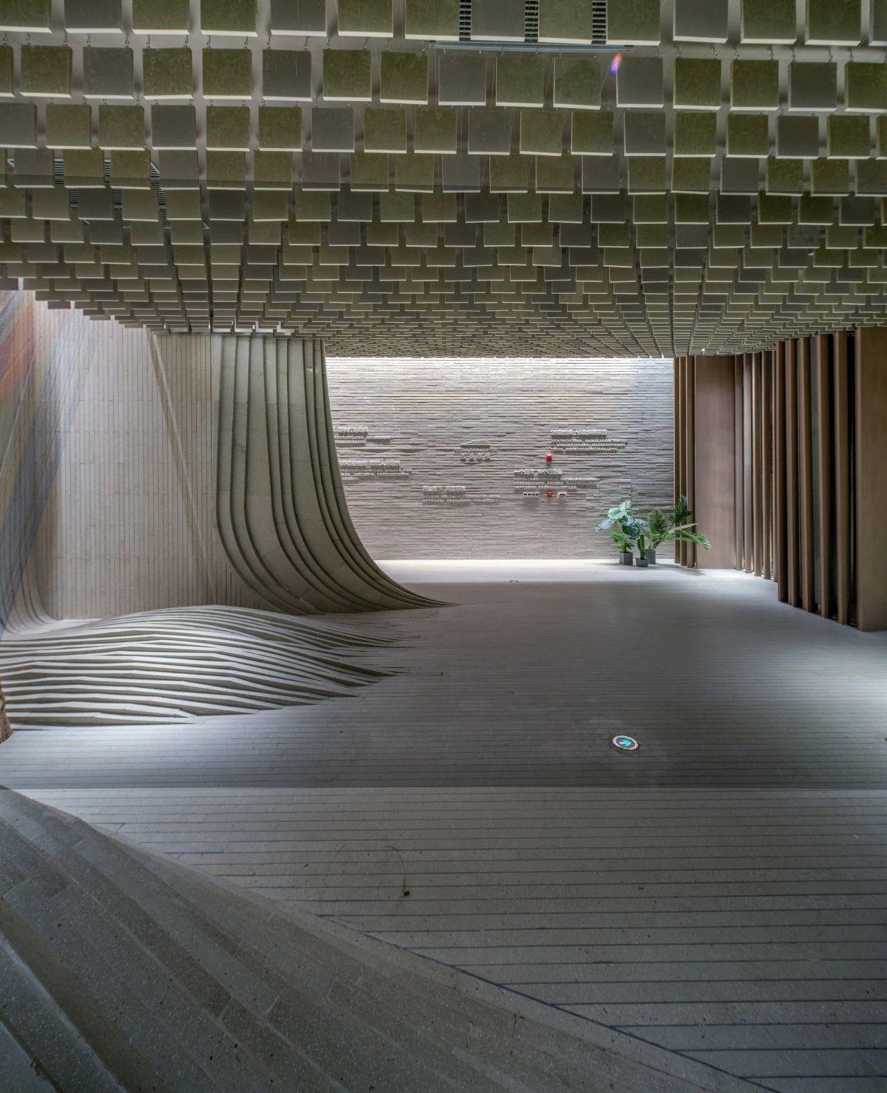 北京远洋五里春秋泛文化艺术中心建筑及室内设计/时境建筑