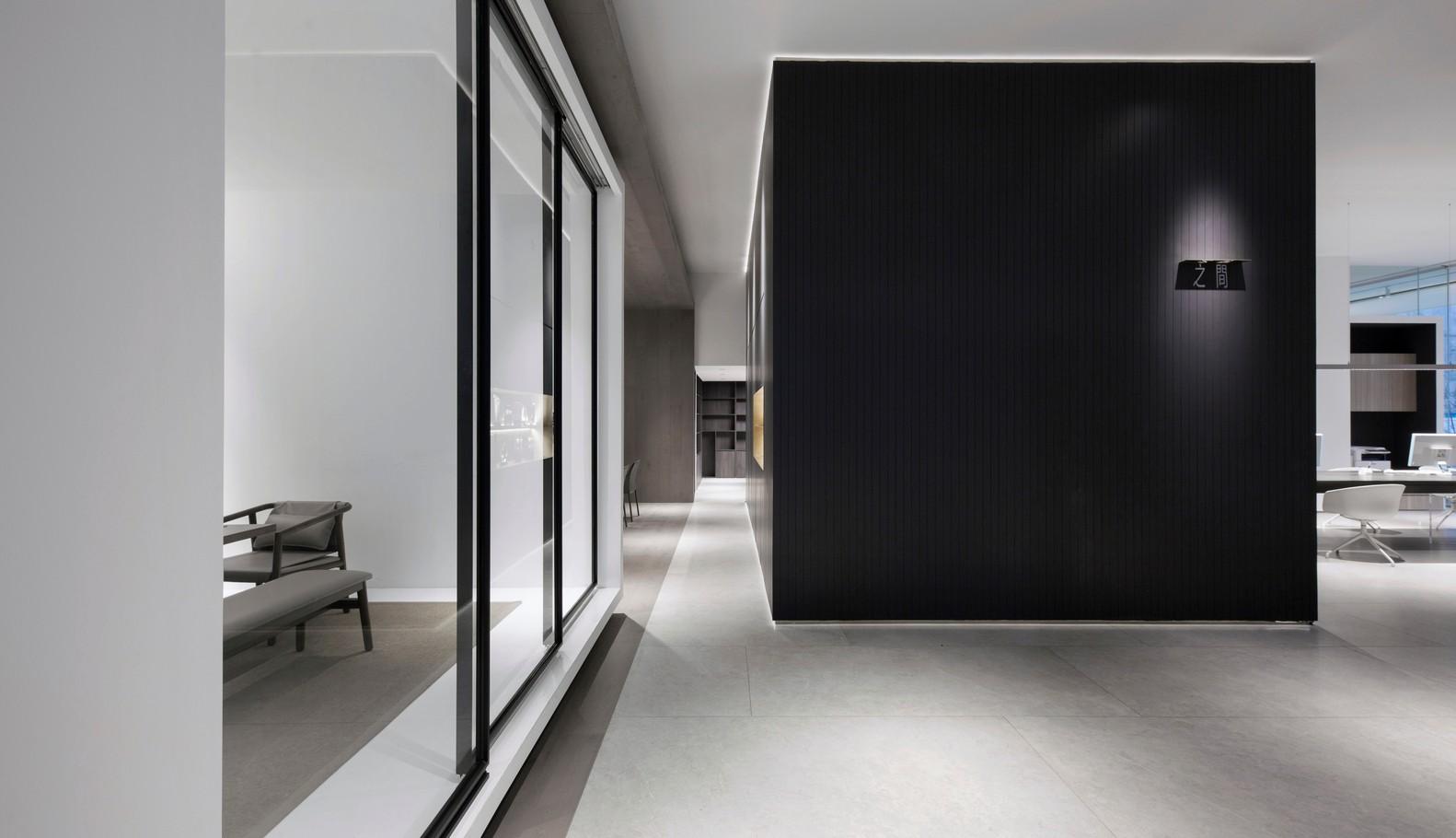 福建之间设计办公室室内设计 / Between之间设计