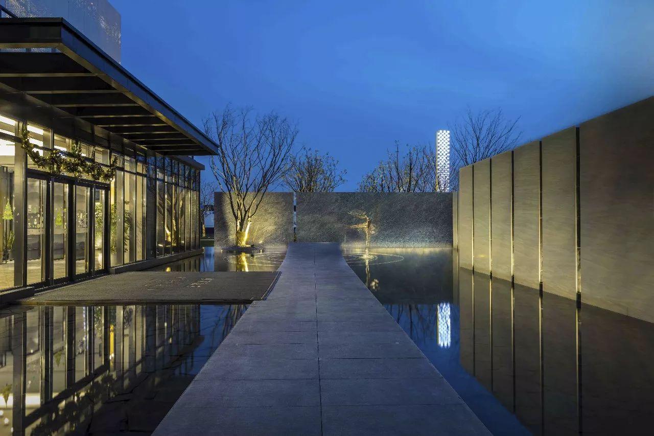 上海云麓之城景观设计/道合景观