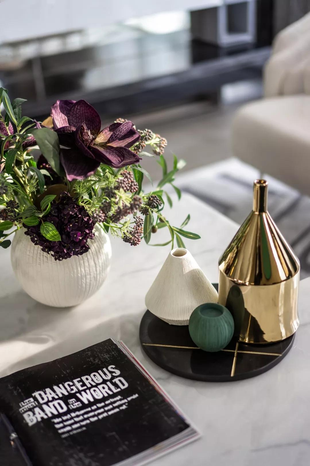 遵义实地蔷薇国际样板房室内设计/布鲁盟室内设计