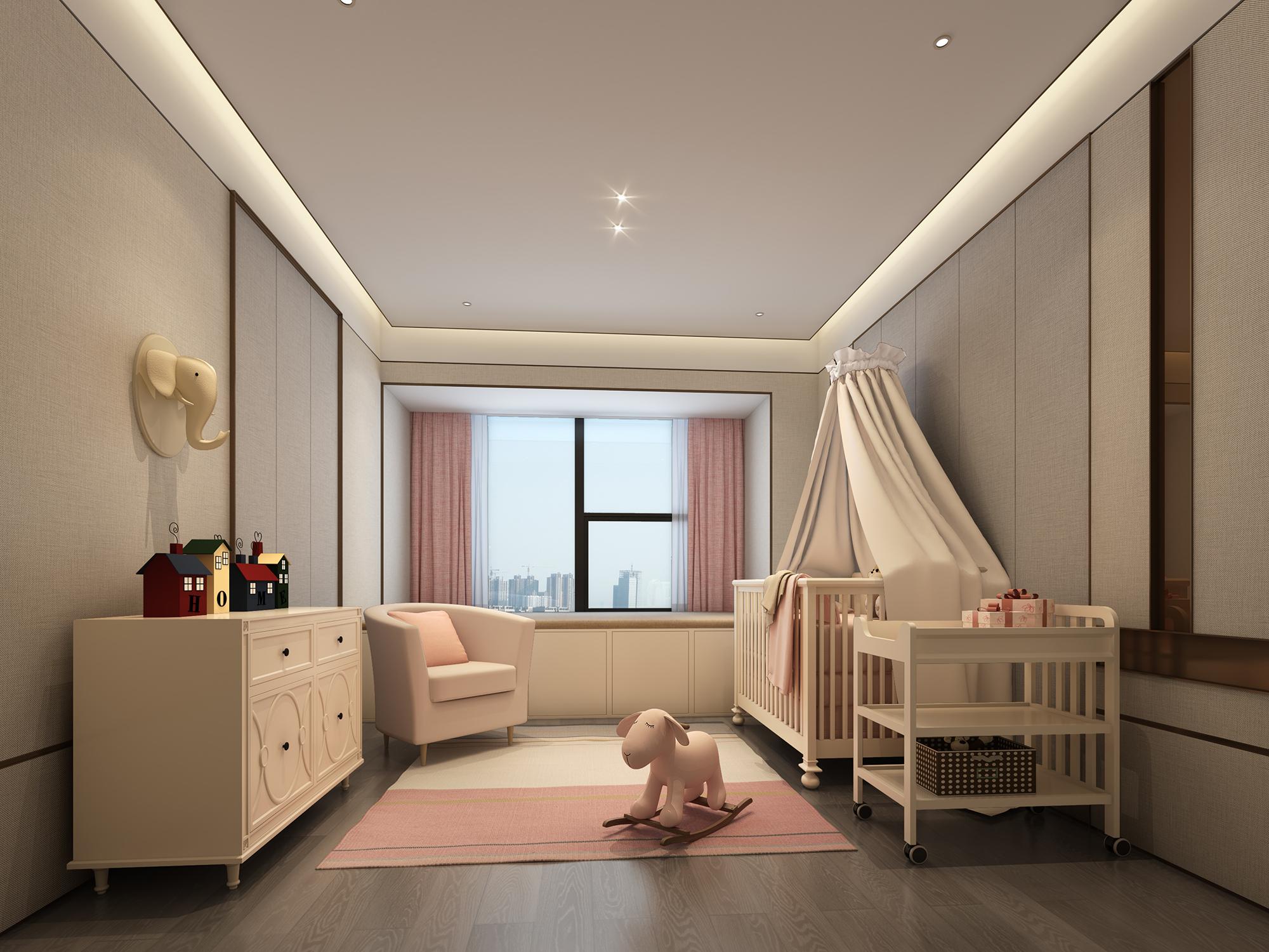 深圳华侨城新天鹅堡私宅室内设计/鸿艺源设计