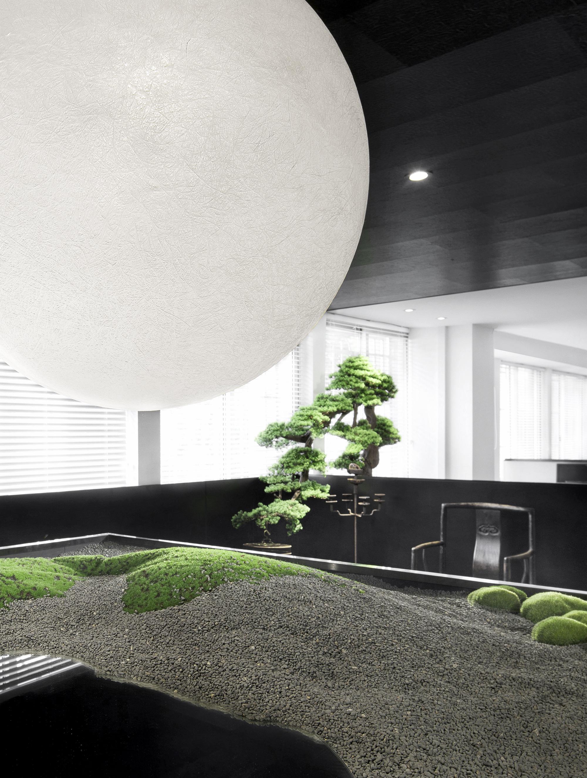 广州本则设计办公室室内设计/本则设计