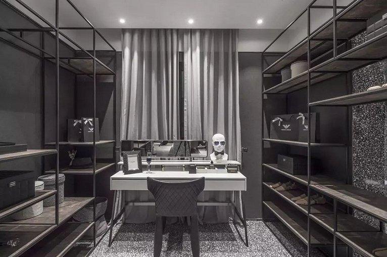 沈阳美的盛唐样板间室内设计/一然设计
