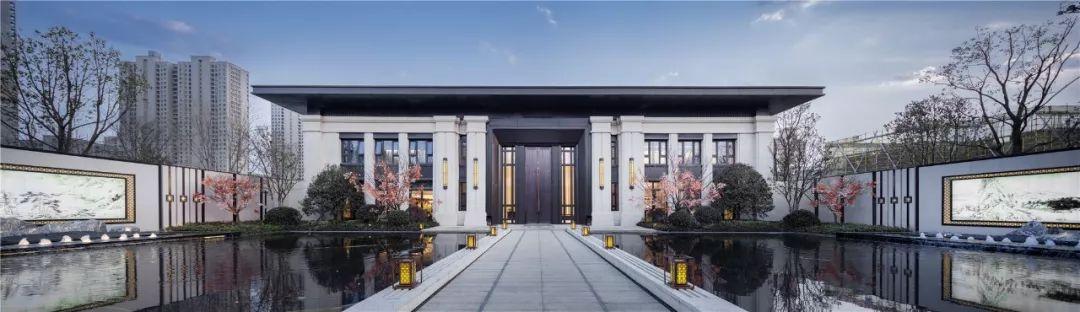 扬州合景泰富领峰  景观设计  /  阿特贝尔