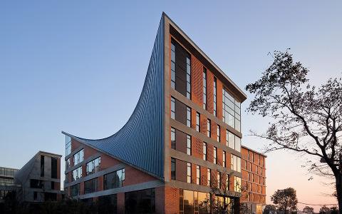 上海松江名企艺术产业园区 建筑letou国际米兰下载  /  创盟国际
