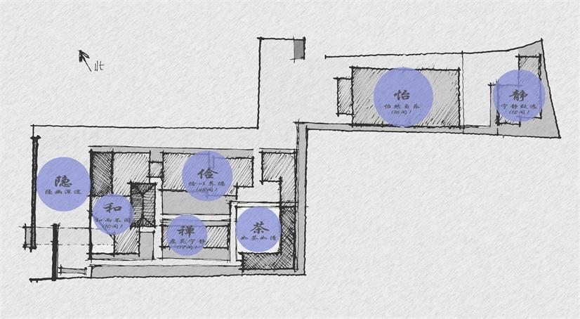 武夷山悦武夷茶生活美学酒店建筑设计 / 无象空间