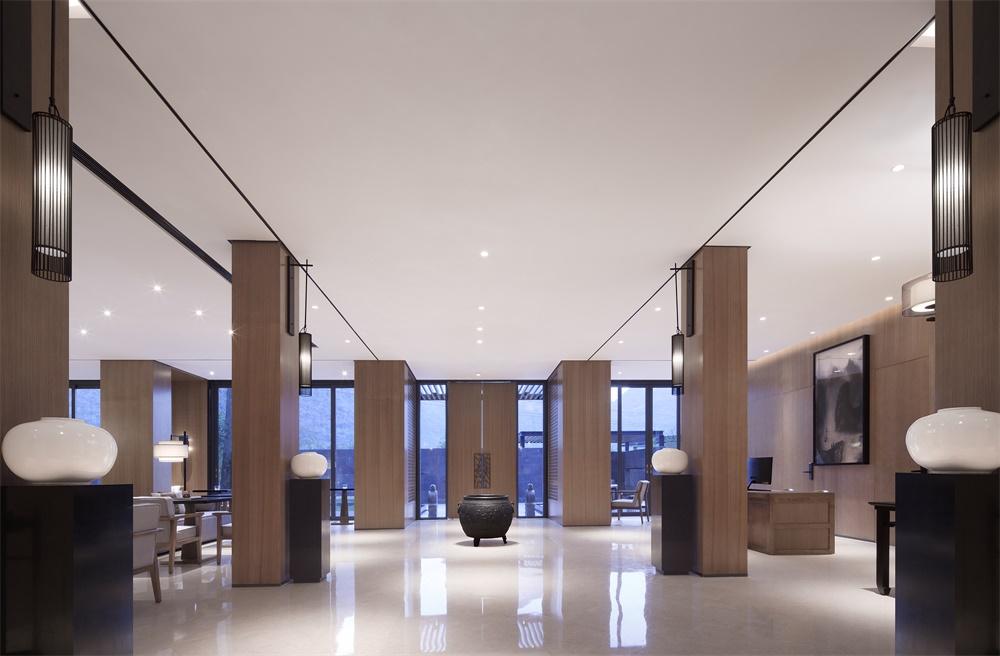 阳朔骥马花梦间酒店建筑 室内设计 / 共向设计