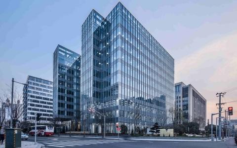上海凯滨国际大厦建筑letou国际米兰下载/致正建筑