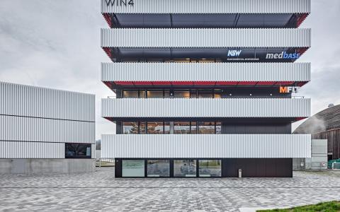 瑞士WIM4体育中心建筑letou国际米兰下载/EM2N
