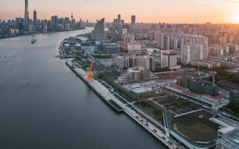 上海杨浦滨江公共空间二期letou国际米兰下载/上海大观景观