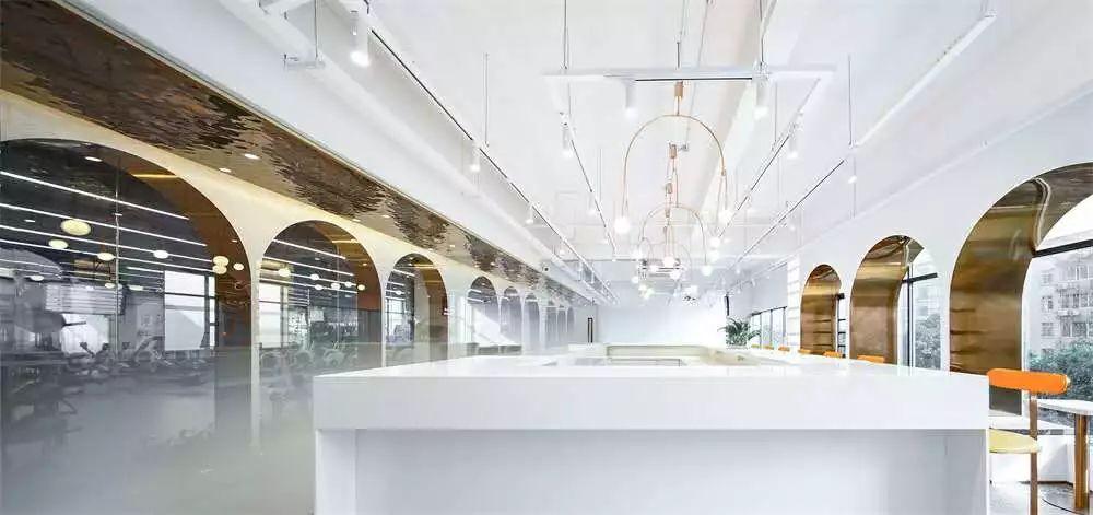 深圳HIIT训练中心室内设计/故事空间设计