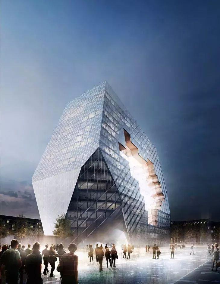 【TED 演讲】为什么伟大的建筑都需要诉说一段故事/奥雷·舍人