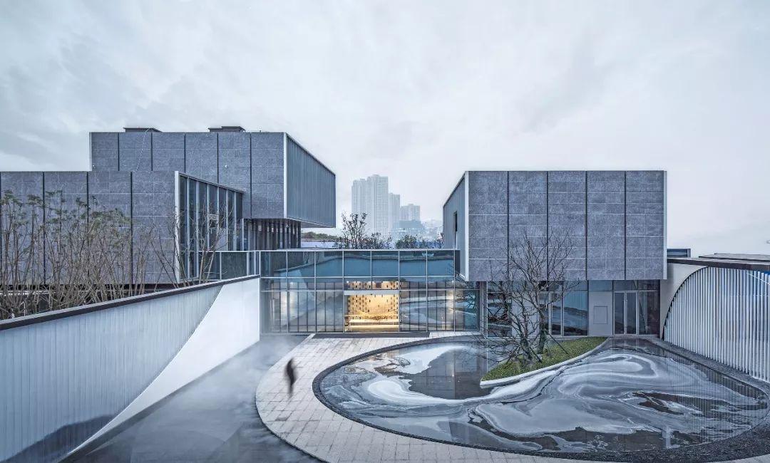 重庆金融街水岸融府建筑设计/天华设计