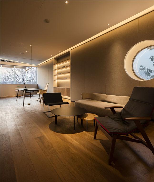 杭州西溪艺术集合村Y20 SPACE建筑设计/万境设计