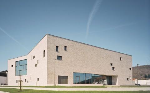 德国Lohr am Main市民中心建筑letou国际米兰下载/Bez+Kock Architekten