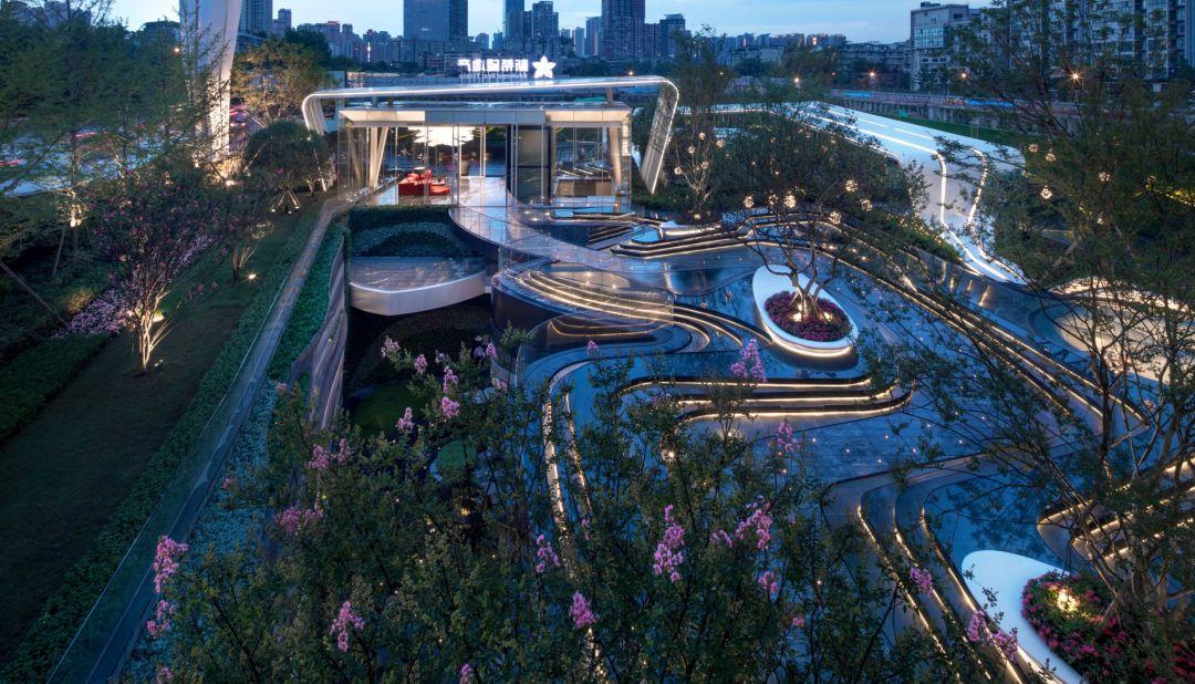 成都新希望D10天府项目示范区建筑设计/UDG联创
