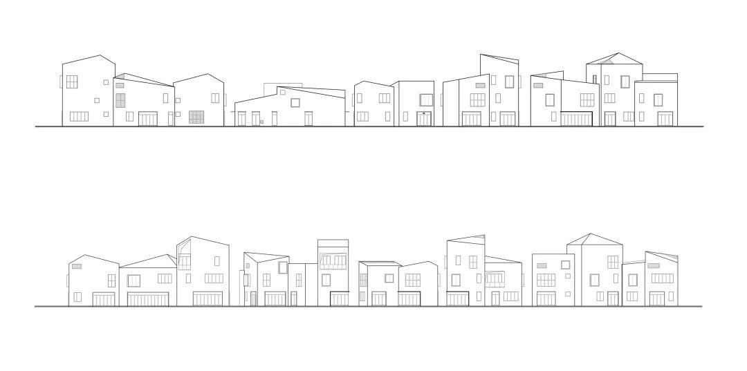 上海临港新城配套公建建筑设计/上海中房建筑