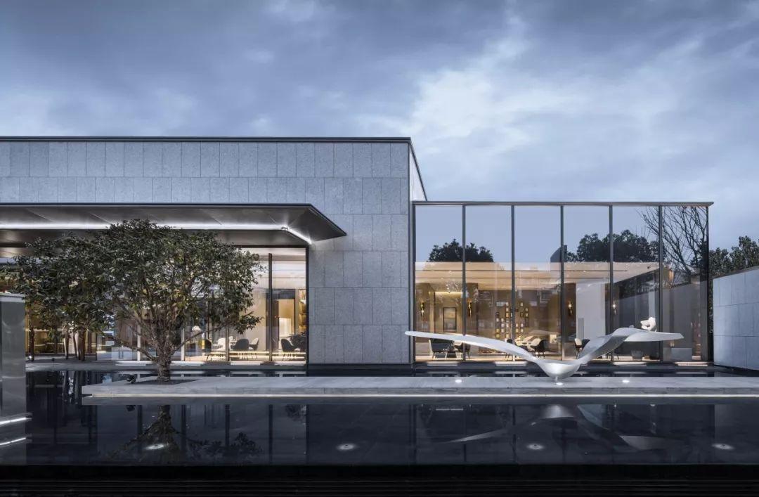 金华兰溪天阳兰江名邸示范区设计/AAI国际建筑